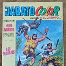Tebeos: JABATO COLOR Nº 100 (BRUGUERA 1ª EPOCA 1971). Lote 131363302