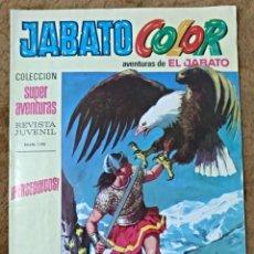 Tebeos: JABATO COLOR Nº 9 (BRUGUERA 1ª EPOCA 1969). Lote 131363602