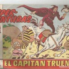 Tebeos: RE- SUPER AVENTURAS Nº 1127 EL CAPITAN TRUENO 593. Lote 131423754