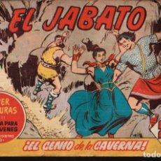 Tebeos: EL JABATO . Nº-276 EL GENIO DE LA CAVERNA .ORIGINAL. 1964. Lote 131491410