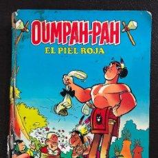 Tebeos: TOMO ÚNICO OUMPAH-PAH EL PIEL ROJA. BRUGUERA. 1982. . Lote 131569086