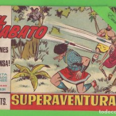 Tebeos: EL JABATO - Nº 331 - ¡PLANES DE DEFENSA! - (1965) - BRUGUERA.. Lote 131577602