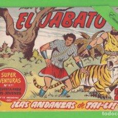 Tebeos: EL JABATO - Nº 306 - ¡LAS ANDANZAS DE TAI-LI! - (1964) - BRUGUERA.. Lote 131590330