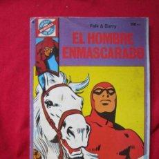 Tebeos: EL HOMBRE ENMASCARADO. FALK & BARRY. POCKET DE ASES Nº 39 Y ÚLTIMO. SERIE CLASICOS BRUGUERA. Lote 131795910