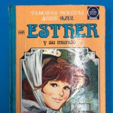 Tebeos: ESTHER Y SU MUNDO. SERIE AZUL. 2ª EDICIÓN DE 1982. BRUGUERA. Lote 131837861