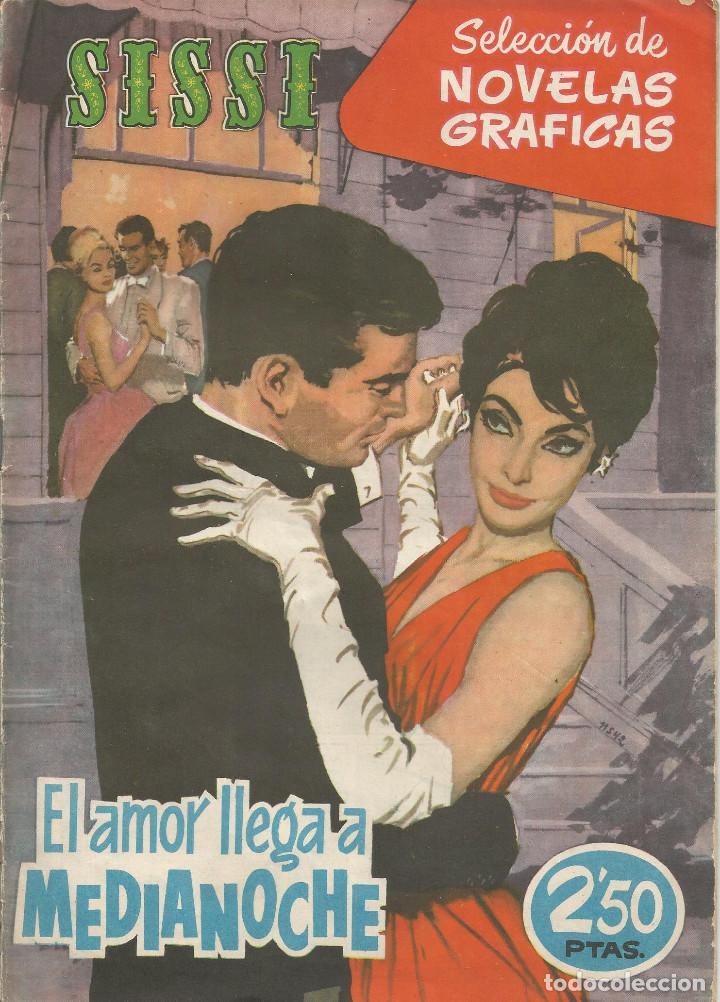 SISSI CUADERNOS DE NOVELAS GRÁFICAS EDITORIAL BRUGUERA Nº 77 (Tebeos y Comics - Bruguera - Sissi)