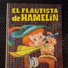 Tebeos: BUENAS NOCHES 3 EL FLAUTISTA DE HAMELIN. BRUGUERA 1971 TAPA DURA. Lote 131862206