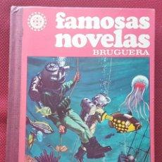 Tebeos: FAMOSAS NOVELAS - TOMO I - EDITORIAL BRUGUERA. Lote 131894670