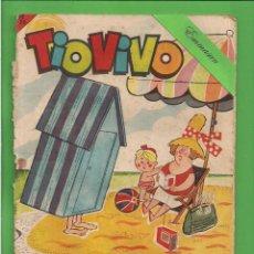 Tebeos: TIO VIVO - Nº 6 - EXTRA DE VERANO. - BRUGUERA. (1964). 2ª ÉPOCA.. Lote 131982090