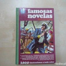 Tebeos: FAMOSAS NOVELAS, VOLUMEN 7 , 2 EDICION 1979. Lote 132078878
