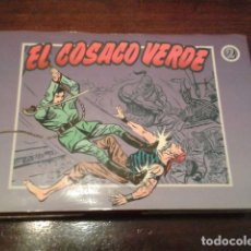 Tebeos: EL COSACO VERDE - TOMO 2 EDICIONES B REEDICION DE EDITORIAL BRUGUERA TAPA DURA CON SOBRECUBIERTA. Lote 132135894