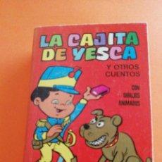 Tebeos: ED. BRUGUERA LA CAJISTA DE YESCA N 7 3 EDICIÓN MUY BUEN ESTADO. Lote 132153458