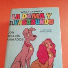 Tebeos: ED. BRUGUERA LA DAMA Y EL VAGABUNDO N 21 2 EDICIÓN MUY BUEN ESTADO. Lote 132155426