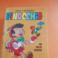 Tebeos: ED. BRUGUERA PINOCCHIO N 4 2 EDICIÓN MUY BUEN ESTADO. Lote 132155862