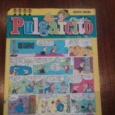 Tebeos: PULGARCITO BRUGUERA Nº 2315 AÑO 1975 . Lote 132188758