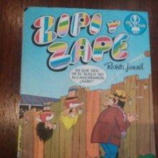 Tebeos: ZIPI Y ZAPE BRUGUERA Nº 168 AÑO 1975 . Lote 132188910