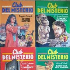 Tebeos: CLUB DEL MISTERIO.20 EJEMPLARES. EDITORIAL BRUGUERA. Lote 119302979