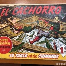 Tebeos: EL CACHORRO 159. Lote 132285054