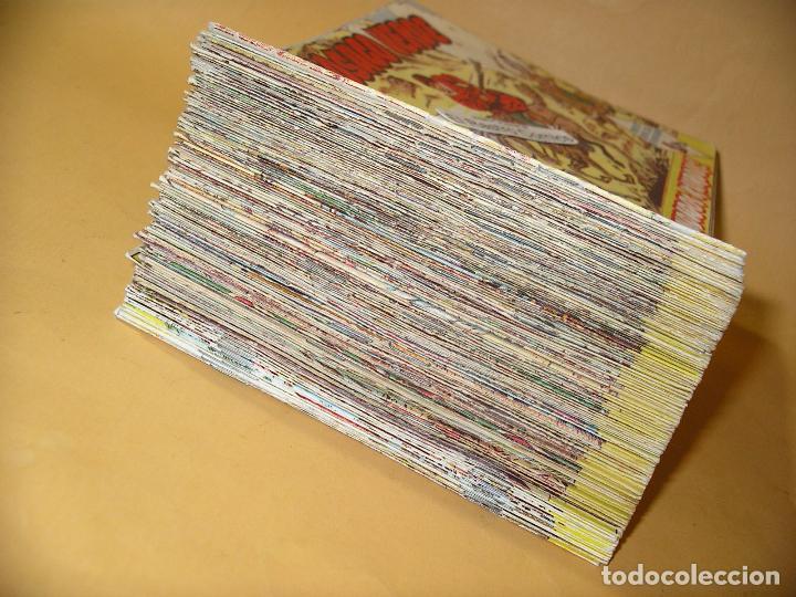 Tebeos: El Cosaco verde, coleccion completa, del nº 1 al 144, original, ed. Bruguera, excelente, 7A - Foto 2 - 132348942
