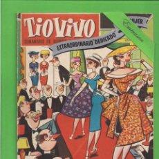 Tebeos: TIO VIVO Nº 2 - EXTRAORDINARIO - DEDICADO A LA MUJER - CRISOL/BRUGUERA. (1957).. Lote 132370578