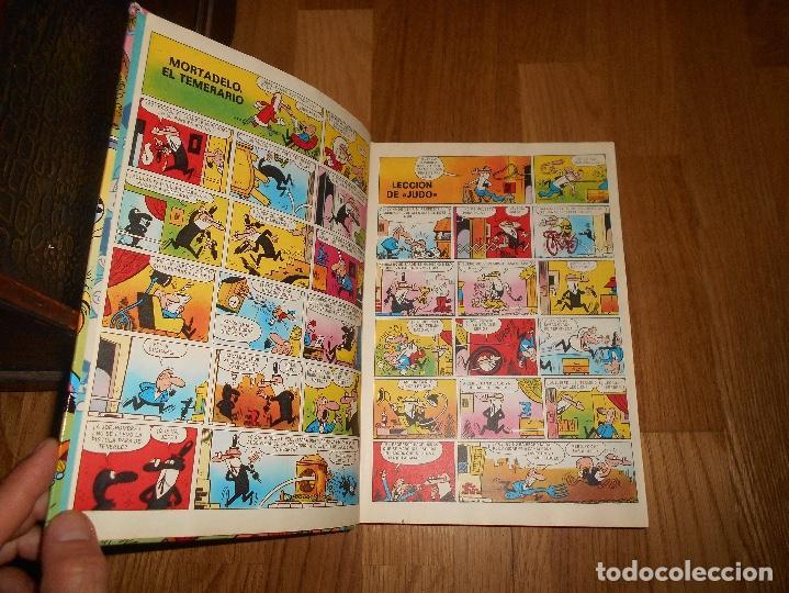 Tebeos: MAGOS DEL HUMOR Nº XIV ( 14 ). MORTADELO LA PANDA, SIR TIM O'THEO ANACLETO. 1º EDICION 1973 BRUGUERA - Foto 2 - 132377594