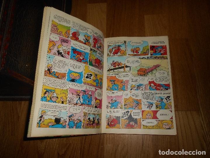 Tebeos: MAGOS DEL HUMOR Nº XIV ( 14 ). MORTADELO LA PANDA, SIR TIM O'THEO ANACLETO. 1º EDICION 1973 BRUGUERA - Foto 3 - 132377594