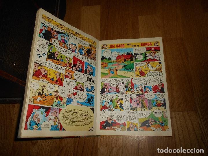 Tebeos: MAGOS DEL HUMOR Nº XIV ( 14 ). MORTADELO LA PANDA, SIR TIM O'THEO ANACLETO. 1º EDICION 1973 BRUGUERA - Foto 4 - 132377594