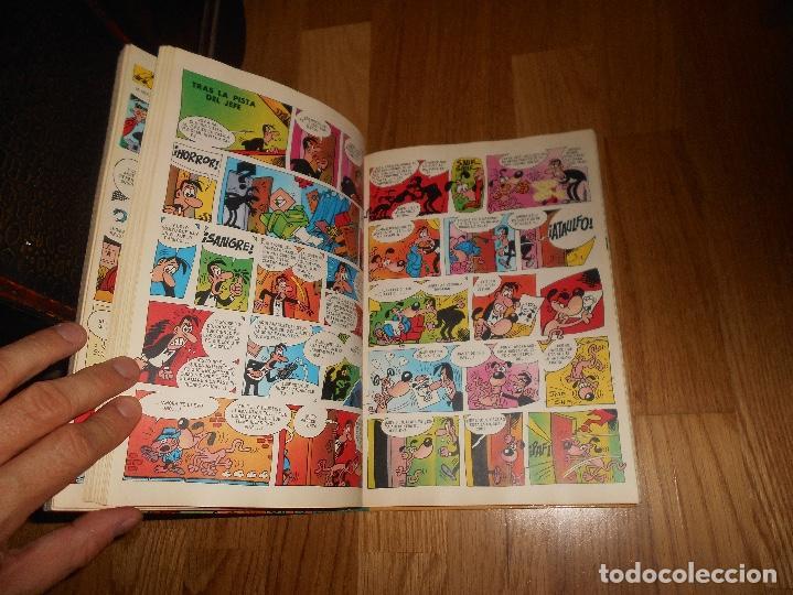 Tebeos: MAGOS DEL HUMOR Nº XIV ( 14 ). MORTADELO LA PANDA, SIR TIM O'THEO ANACLETO. 1º EDICION 1973 BRUGUERA - Foto 5 - 132377594