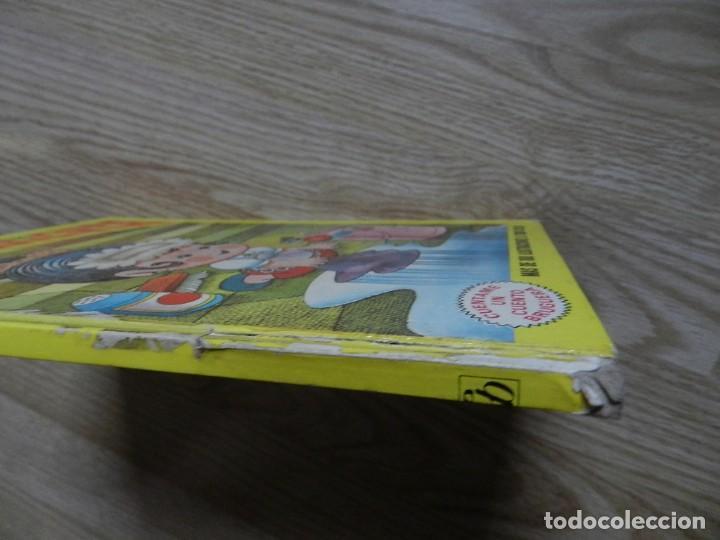 Tebeos: La cenicienta Cuentame un cuento 5 BRUGUERA año 1974 JAN zapatillas rojas príncipe feliz Pulgarcito - Foto 5 - 132458338