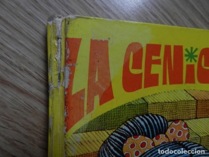 Tebeos: La cenicienta Cuentame un cuento 5 BRUGUERA año 1974 JAN zapatillas rojas príncipe feliz Pulgarcito - Foto 6 - 132458338