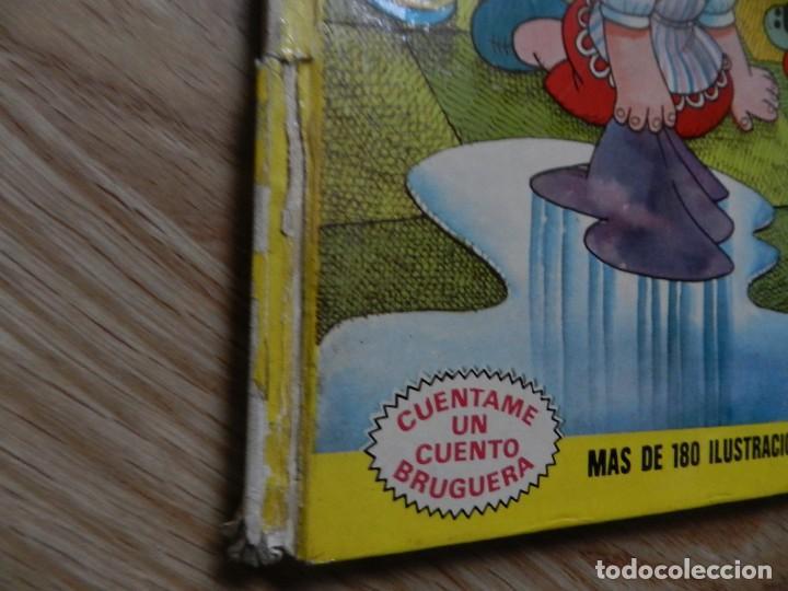 Tebeos: La cenicienta Cuentame un cuento 5 BRUGUERA año 1974 JAN zapatillas rojas príncipe feliz Pulgarcito - Foto 7 - 132458338