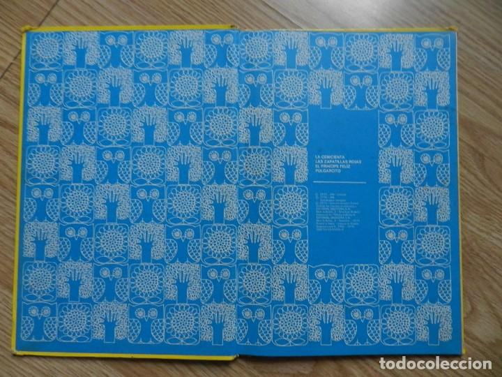 Tebeos: La cenicienta Cuentame un cuento 5 BRUGUERA año 1974 JAN zapatillas rojas príncipe feliz Pulgarcito - Foto 9 - 132458338