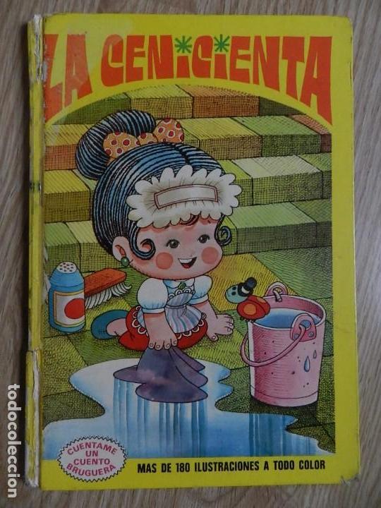 LA CENICIENTA CUENTAME UN CUENTO 5 BRUGUERA AÑO 1974 JAN ZAPATILLAS ROJAS PRÍNCIPE FELIZ PULGARCITO (Tebeos y Comics - Bruguera - Otros)