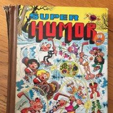 Tebeos: SUPER HUMOR, NUMERO XXXVIII PRIMERA EDICION. Lote 132557866
