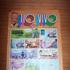 Livros de Banda Desenhada: TIO VIVO - NÚMERO 770 - AÑO 1975. Lote 132636574