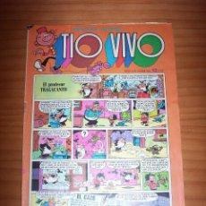Tebeos: TIO VIVO - NÚMERO 781 - AÑO 1976 - BUEN ESTADO. Lote 132637218