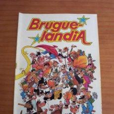 Tebeos: BRUGUELANDIA - NÚMERO 2 - AÑO 1981. Lote 164818642