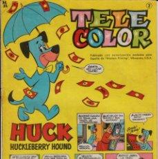 Tebeos: TEBEO - COMIC - TELE COLOR NUM. 3. Lote 132655862