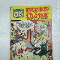 Tebeos: COLECCION OLE! Nº 142 M 67. MORTADELO Y FILEMON. VALOR Y ¡AL TORO! TDKC29. Lote 132721130