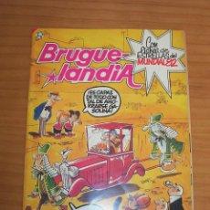 Tebeos: BRUGUELANDIA - NÚMERO 10 - AÑO 1982. Lote 132722726