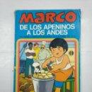 Tebeos: MARCO. DE LOS APENINOS A LOS ANDES N.º 5. ADIOS FIORINA. BRUGUERA 1977. TDKC28. Lote 132723074