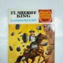 Tebeos: GRANDES AVENTURAS JUVENILES Nº 71. EL SHERIFF KING. CELACANTHUS PEEF AL QUITE. TDKC26. Lote 132726982