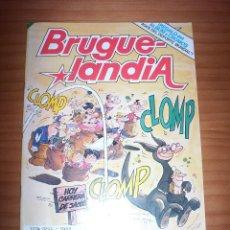 Tebeos: BRUGUELANDIA - NÚMERO 22 - AÑO 1983. Lote 210337512