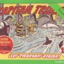 Tebeos: EL CAPITÁN TRUENO - Nº 321 - ¡LOS ''TIBURONES'' ATACAN! - BRUGUERA - (1962).. Lote 132735238