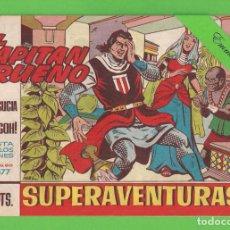 Tebeos: EL CAPITÁN TRUENO - Nº 476 - ¡LA FURIA DE LAS REINAS! - BRUGUERA - (1965).. Lote 132806082
