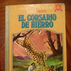 Tebeos: EL CORSARIO DE HIERRO, VOL.2. 1ERA EDICION 1978. Lote 132850889