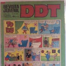 Tebeos: DDT. REVISTA JUVENIL. 200. Lote 132852958