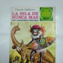 Tebeos: LA ISLA DE NUNCA JAMAS. VINCENT MULBERRY. . JOYAS LITERARIAS JUVENILES Nº 59. BRUGUERA. TDKC2. Lote 132863370
