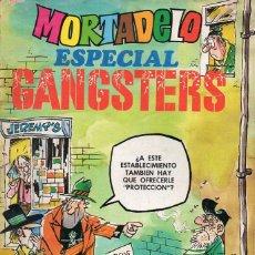 Tebeos: MORTADELO ESPECIAL GANGSTERS Nº 48 (1978). Lote 132975786
