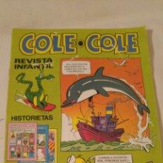 Tebeos: REVISTA INFANTIL COLE COLE NÚMERO 8. Lote 133169023